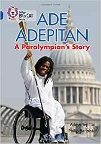 Ade Adepitan Book