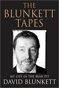 The Blunkett Tapes: My Life in the Bear Pit
