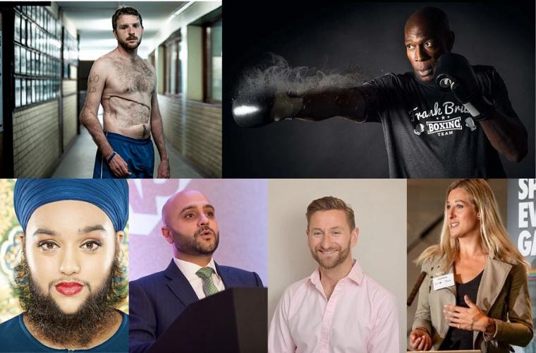 Diversity & Inclusion Speakers
