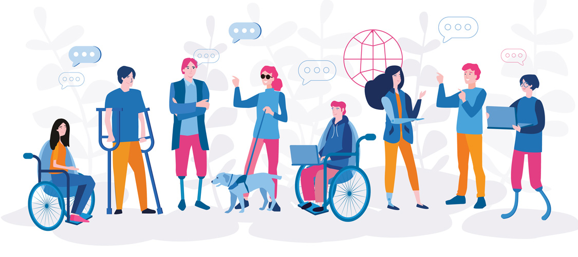 Disability Graphic